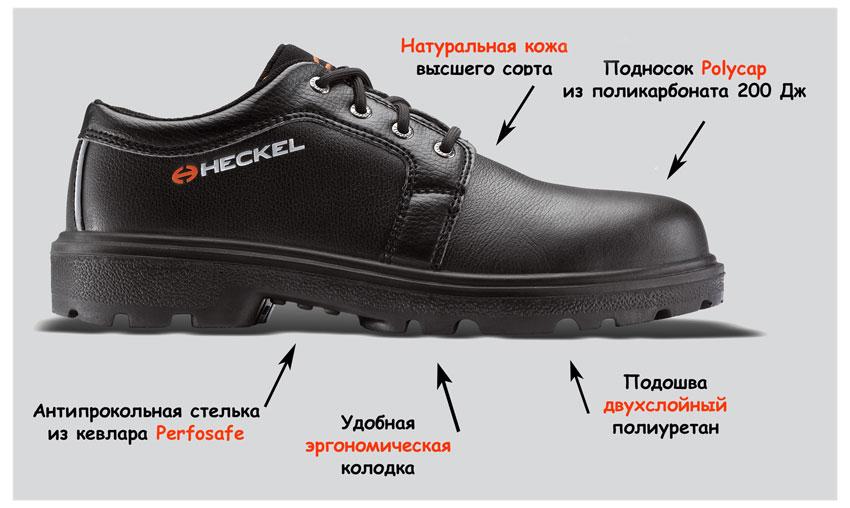 Спецобувь Рабочая обувь купить, Интернет магазин Спецодежда ...