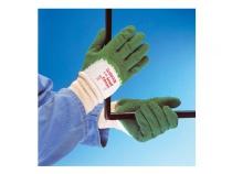 Перчатки Ansell ГЛАДИАТОР Маканое покрытие из Каучука. Уменьшенная фотография.