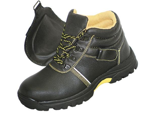 Купить Ботинки сварщика ПРОФИ стальной подносок Нитрил