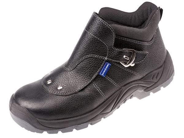Купить Ботинки сварщика ТОФФ стальной подносок ПУ-ТПУ