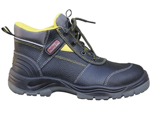 Купить Ботинки рабочие кожаные РАББЕР демисезонные