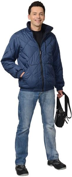 Утепленная рабочая куртка ПРАГА