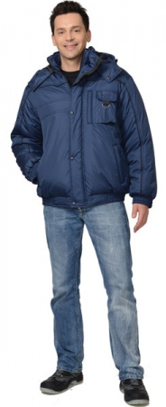Куртка ОЛИМП рабочая зимняя . Уменьшенная фотография.