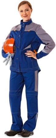 Женская рабочая куртка ЛЕДИ СПЕЦ. Уменьшенная фотография.