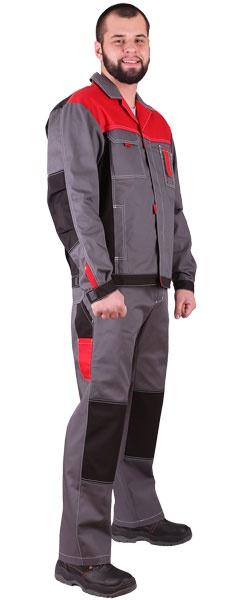 Комплект ГОРОД куртка с полукомбинезоном