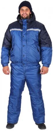 Костюм СТИМ куртка с полукомбинезоном. Уменьшенная фотография.