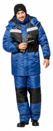 Зимний костюм СЕКТОР. Уменьшенная фотография.