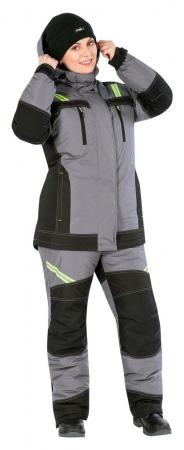 Зимняя куртка женская. Уменьшенная фотография.
