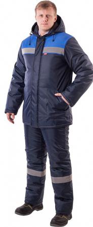 "Костюм ""Рост-Норд"" куртка, брюки. Уменьшенная фотография."