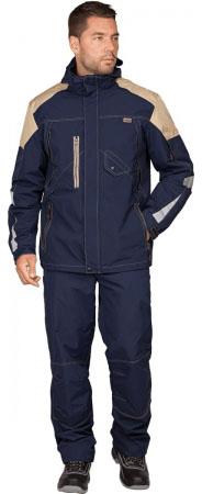 Куртка-штормовка РЕСПЕКТ. Уменьшенная фотография.