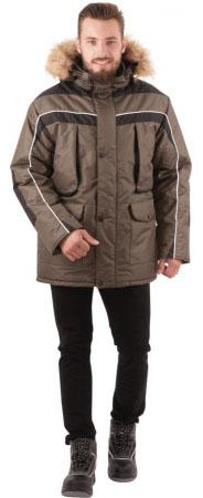 Куртка ДИКСОН утеплённая. Уменьшенная фотография.