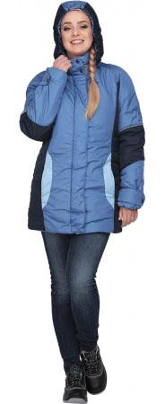 Куртка ВИРАЖ утеплённая. Уменьшенная фотография.