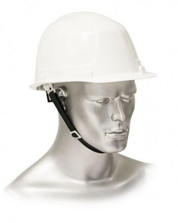 Купить Каска защитная К5-1 с храповиком (Буревестник) белая