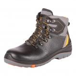 Ботинки ТРАВЕРС 3КПТ многосл. оранжевые с черным. Уменьшенная фотография.