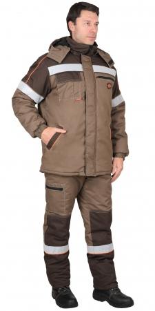 """Костюм """"РОДОС"""" куртка, брюки. Уменьшенная фотография."""