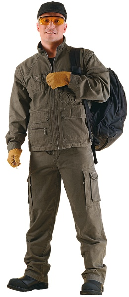 Куртка рабочая универсальная УКАРИ 2х1