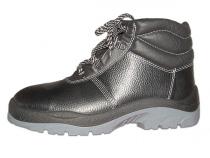 Ботинки рабочие кожаные АРТАК. Уменьшенная фотография.