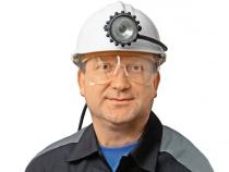 Каска шахтерская JSP MK7 защита от тока до 1000В. Уменьшенная фотография.