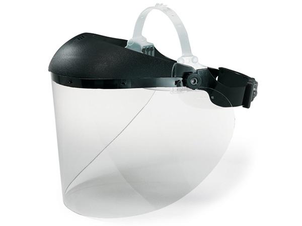 Купить Легкий щиток Uvex-9705 с доп. защитой лица
