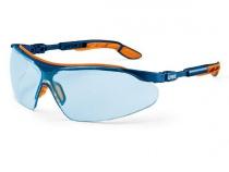 Очки Uvex Ай-Во 9160-064 линзы голубые 2-1,2. Уменьшенная фотография.
