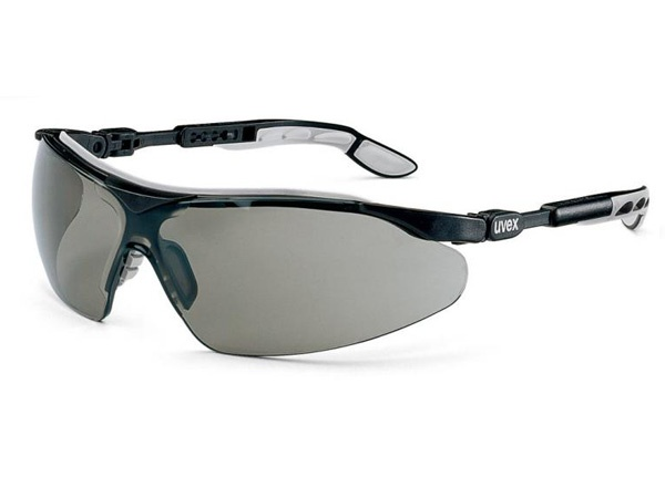 Защитные очки Uvex i-vo 9160-076 серые 5-2,5, Очки защитные открытые ... a40a979d952