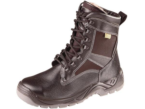 Купить Ботинки высокие Трейл ВИНТЕР комбинированные