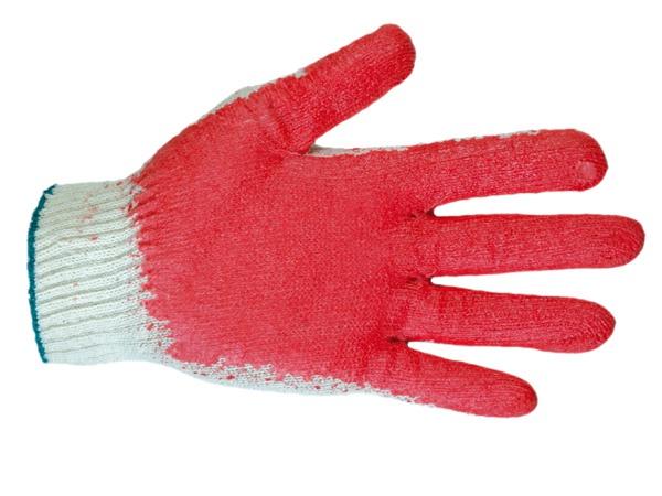 Купить Перчатки с одинарным латексным покрытием