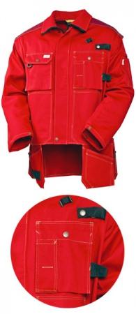 Куртка профессионалная 2х1 SWW 450T-FAS-83 хлопок. Уменьшенная фотография.