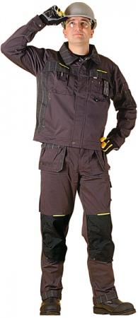 Оригинальная рабочая куртка ОЛЬЗА. Уменьшенная фотография.