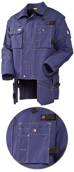 Куртка рабочая 2х1 SWW 450T-FAS-14 хлопок