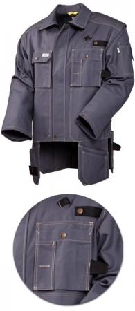 Куртка рабочая 2х1 SWW 450T-FAS-58 хлопок. Уменьшенная фотография.