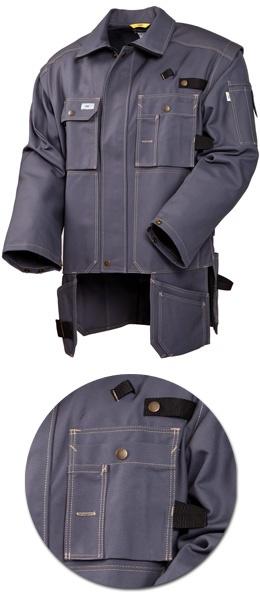 Куртка рабочая 2х1 SWW 450T-FAS-58 хлопок