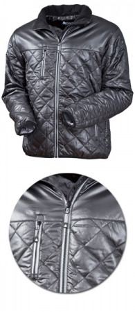 Куртка утепленная стеганная Шелл . Уменьшенная фотография.