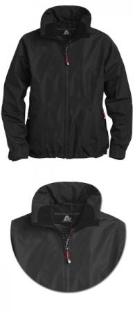 Женская куртка - ветровка Шелл модель 1426. Уменьшенная фотография.