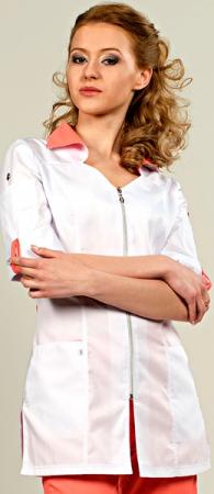 Женский медицинский костюм 8-574 Сатори. Уменьшенная фотография.