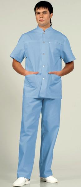 Мужской медицинский костюм 536 Персонале