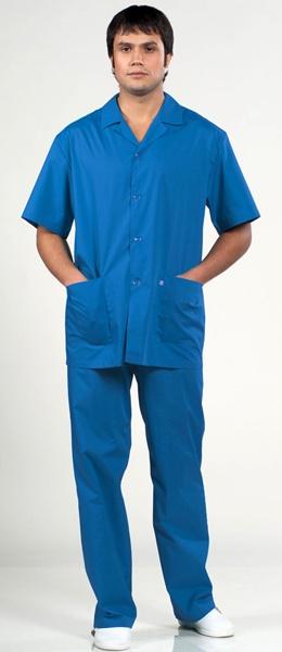Костюма хирурга 8-608 Классика светло синий