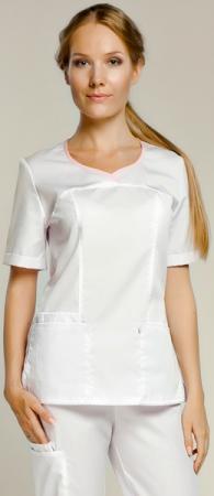 Камея костюм женский белый 8-949W. Уменьшенная фотография.