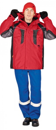 Куртка НАЙАЛА надежная защита от влаги. Уменьшенная фотография.