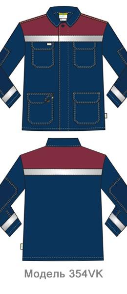 Куртка 354VK FAS 14/83