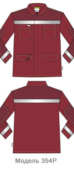 Куртка 354P FAS 83