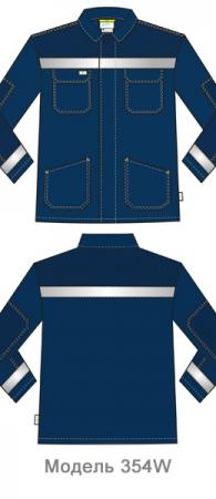 Куртка 354W FAS 14. Уменьшенная фотография.