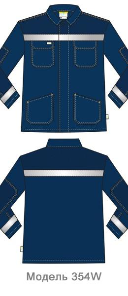 Куртка 354W FAS 14