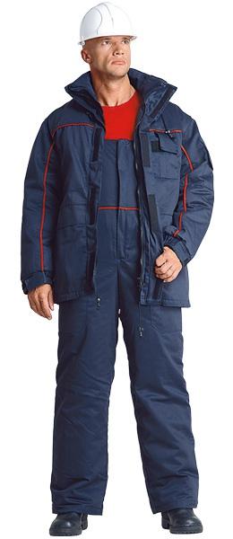 Зимний рабочий костюм №620 мужской