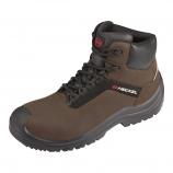 Ботинки HECKEL САКСИД ОФФРОАД коричневые. Уменьшенная фотография.