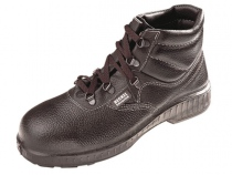 Ботинки рабочие кожаные МАКСТОПАК S1 п/к 200 Дж. Уменьшенная фотография.
