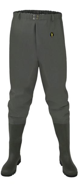 Купить Рыбацкие штаны с сапогами PROS-SP03 Стандарт