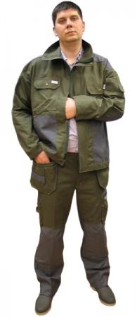 Куртка для ИТР модель 472CY на заказ. Уменьшенная фотография.