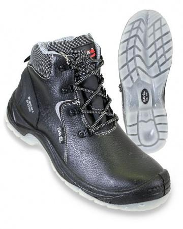 Купить Ботинки Protection с поликарбонатным подноском ПУ-ТПУ
