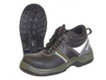 """Ботинки """"Юпитер"""" с поликарбонатным подноском и металлостелькой, ПУ-ТПУ. Уменьшенная фотография."""